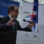 Felipe Vicini reitera compromiso de apoyar atletas dominicanos