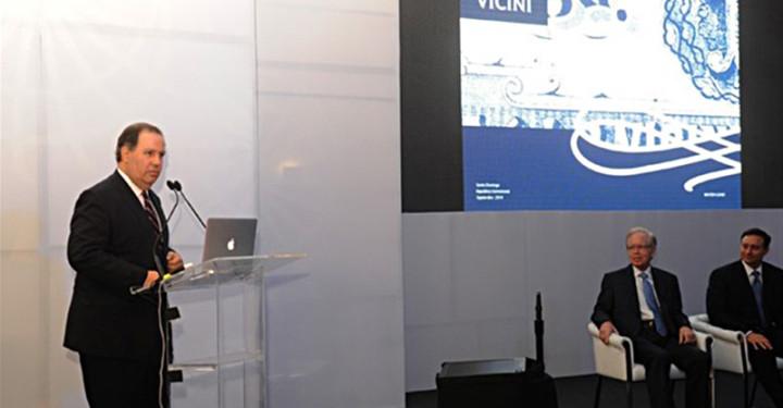 Vicini Invita a Invertir en Nuestro País