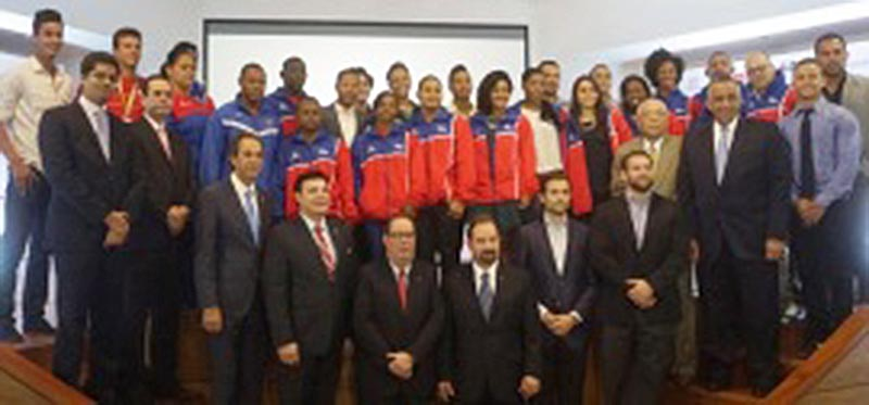CRESO Will Continue Investing in Athletes Aiming for Pan America