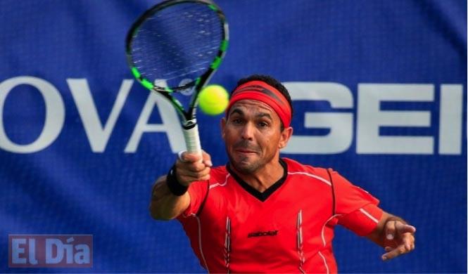 El estelar tenista Víctor Estrella es uno de los atletas protegidos por el programa Creso.