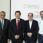 CRESO encuentro sostenido en Santo Domingo durante a principios de diciembre 2017.