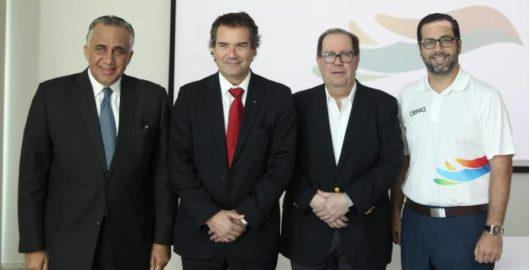 Presidente de ODEPA se interesa programa CRESO - Felipe Vicini